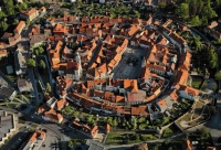 Prachatice Town - The historical Prachatice Old Town today, photo by: Archiv Vydavatelství MCU s.r.o.