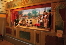 Czech Puppets and Circus Exhibition - Prachatice, photo by: Archiv Vydavatelství MCU s.r.o.